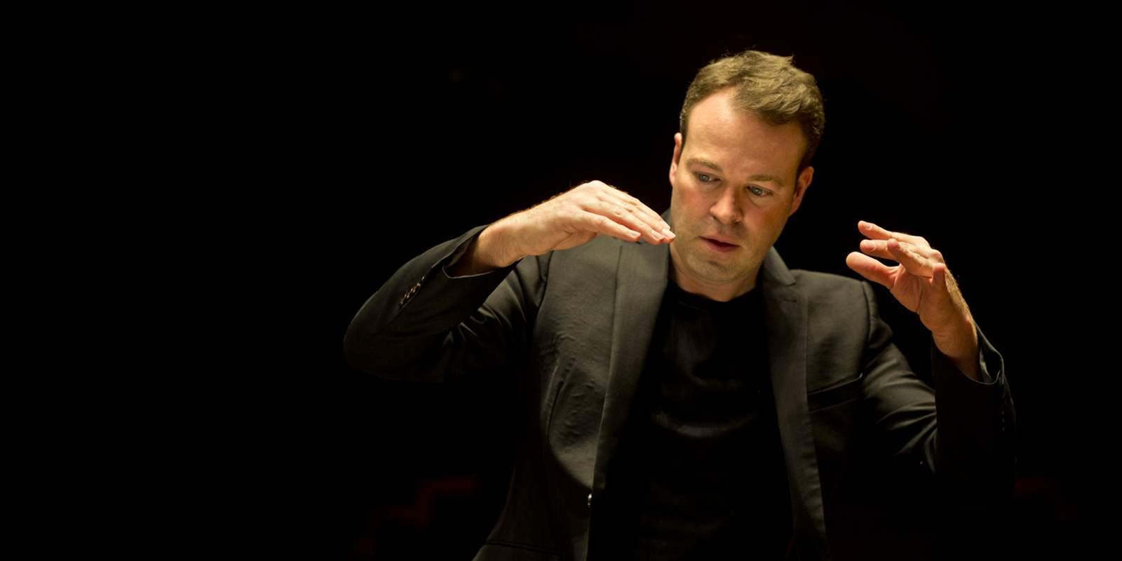 David Reiland, banner, primer concierto Temporada 2018