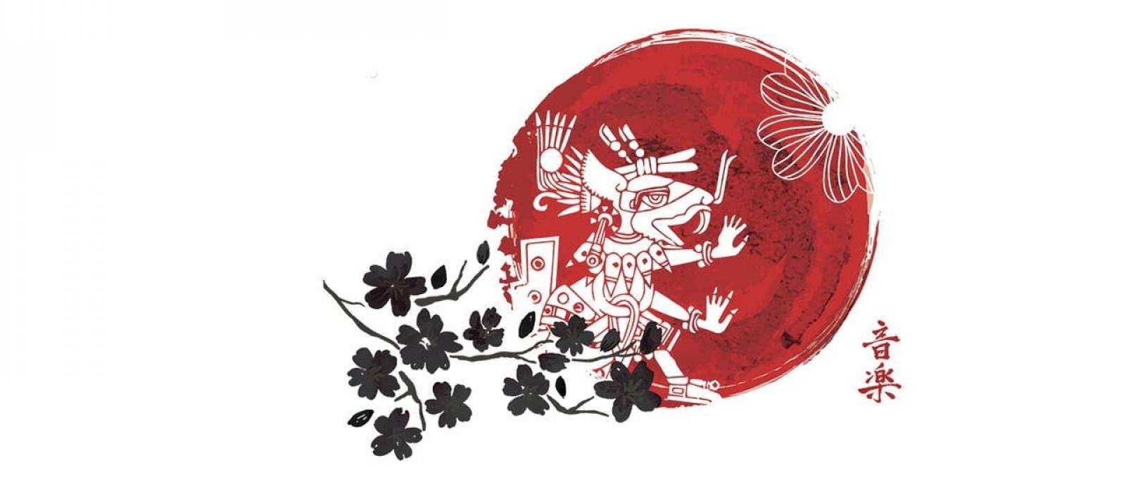 Ilustración sobre el concierto