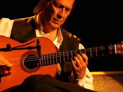 Alberto Cabello - Paco de Lucía en 2010