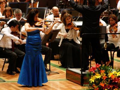 BANNER - Violinista Erika Dobosiewicz y la Orquesta Filarmónica de la Ciudad de México