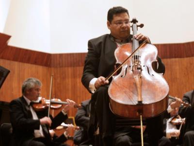 Banner - Adolfo Ramos, solista con la OFCM 2014