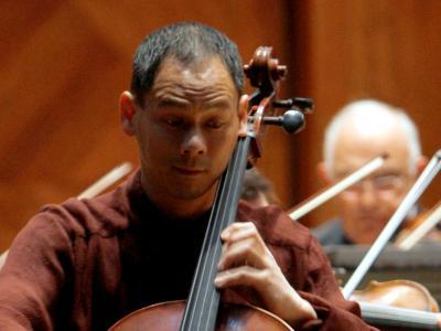 (CC) BY Banner. Orquesta Filarmónica de la Ciudad de México. Bion Tsang.
