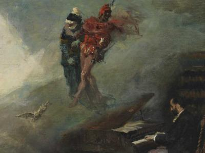 Mariano Fortuny, Fantasía sobre Fausto (fragmento)